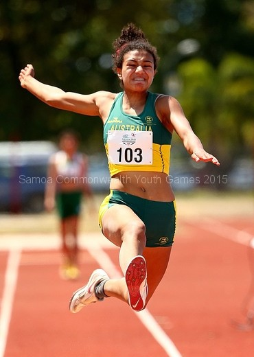 billie-arch-of-australia-jumps-as-she-competes-in-the-girls-long-jump-during-the-athletics-at-the-apia-park-sports-complex-2
